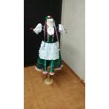 Vestido Disfraz Para Niñas De Baile Tarantela