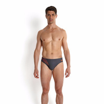 Slip Natacion Speedo Brief Colour Blend Hombre 7cm Largo