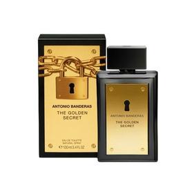 Perfume The Golden Secret 100ml Antonio Bandeiras Original