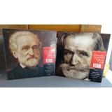 Grandes Maestros De La Opera Verdi 10 Cd + Libro 160 Páginas