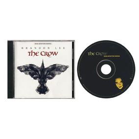 The Crow Ost Cd Edicion Argentina!!