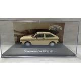 Miniatura Volkswagen Gol Bx 1981 Escala 1.43