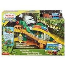 Thomas Aventura En La Jungla Tren Fisher Price
