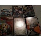 Juegos De Xbox , Ps2 Y Wii A $200 Cada Uno