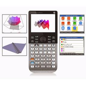 Calculadora Grafica Hp Prime Tela Touch Colorida