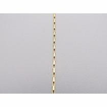Cordão Cartier Masculino 60cm Em Ouro Amarelo 18k-750 Maciço