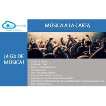 Música A La Carta, Listas, Recarga Ipod, Pendrive, Dvd...