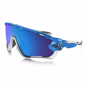 Gafas Oakley Jaw Breaker Iridium Polished - New