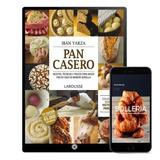 Panadería Y Bollería Recetas Colección 30 Libros - Digital