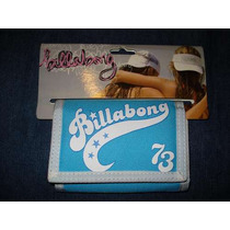 Billabong Billetera Deportiva Alice Sale Novedad!!