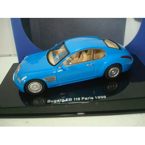 Bugatti Eb118 Salon Paris 1:43 Auto Art Oferta