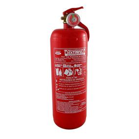 Extintor De Incêndio Tipo Abc 2 Kg - Metal Casty R0010