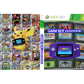 Jogo Game Boy Advanced Color No Xbox 360 Rgh Jtag