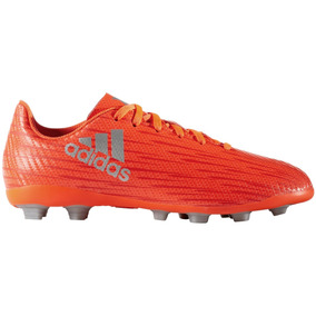 Zapatos Futbol Soccer X 16.4 Fxg Niño adidas S75701