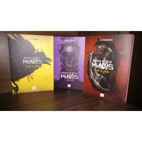 Deuses De Dois Mundos (mitologia Africana) 3 Volumes Novos