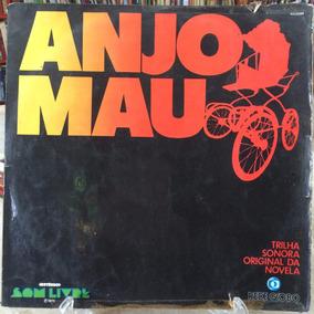 Lp - Anjo Mau - Internacional - 1976
