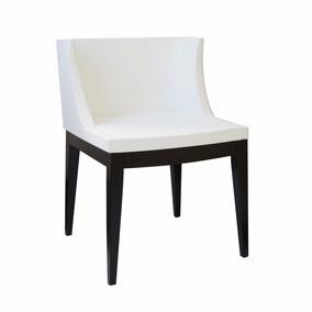 Cadeira Mademoiselle Couro Sintético | Empório Country