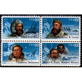 Col 13217 Eua 1668/71 Exploração Do Polo Norte Nnn