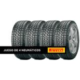 4 Neumaticos Pirelli Scorpion Atr 275/55 R20 111s