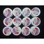 Gel Uv Paint X12 Colores Traslucidos-colores Con Gliter Nail