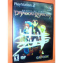 Breath Fire Dragon Quarter - Ps2 - Con Caja , Sin Manual