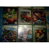 Juegos De Xbox , Seminuevos 100 Pesos Por Cada Juego
