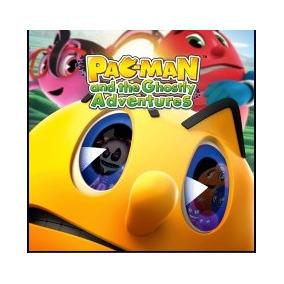 Pac-man E As Aventuras Fantasmagoricas Jogos Ps3 Codigo Psn