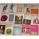 Lote De 48 Libros Capitulo Universal Ceal