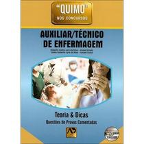 Quimo - Auxiliar Técnico De Enfermagem - Teoria & Dicas
