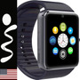 Reloj Smart Watch Celular Con Camara Chip Micro Sd Iwatch