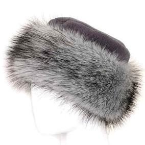 Gorra Futrzane Faux Sombrero De Piel Falsa Con Fleece Ruso
