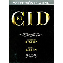 Dvd El Cid ( El Cid ) 1961 - Anthony Mann / Heston / Loren