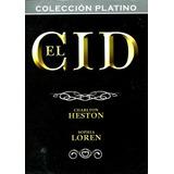 Dvd El Cid ( El Cid ) 1961 - Anthony Mann / Heston / Loren