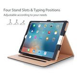 Funda Case Ipad Pro 100% Original Apple Cuero Negro 12.9