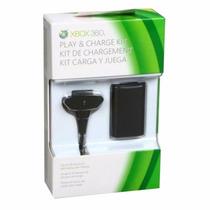Bateria Recarregavel Xbox 38000mah + Carregador Controle