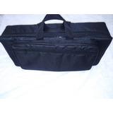 Capa Bag Teclado Musical Arranjador Yamaha Psr-e433