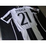 Camiseta Titular Juventus 2016 2017 Calcio Dybala