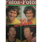 Revista Fatos E Fotos Julho De 1982 Chacretes Xuxa