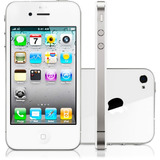 Iphone 4s 16gb Branco 3g Original Apple Desbloqueado Vitrine