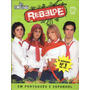 Box Rebelde - 2º Temporada (3dvds)