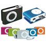 Mp3 Shufle Con Ranura Micro Sd Audifonos Gocyexpress