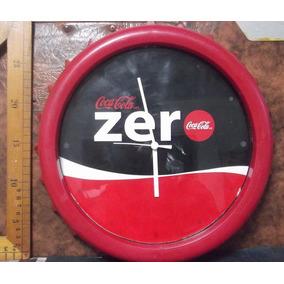 Reloj Corcholata Coca Cola Zero