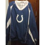 Blusa Frio Casaco Nfl Indianapolis Colts +barato No Link