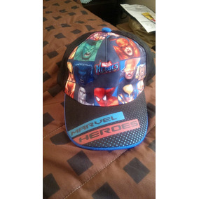 Gorra Niño Marvel Avengers Infantil + Regalo