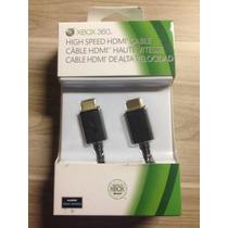Cabo Hdmi Original Microsoft Xbox 360 Xzg
