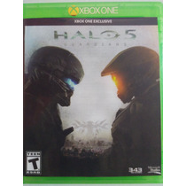 Halo 5 Guardians Usado +2 Tarjetas Halo