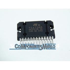 Tda7388 Tda 7388 Amplificador Autostereo Nuevo Original