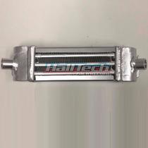 Radiador De Oleo Modelo Para-choque Fusca Aluminio