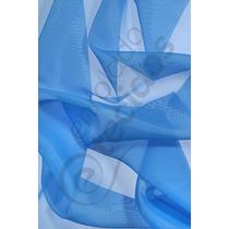 Tecido Voil Azul Bebê 3m Largura Importado 1m X 3m Decoração
