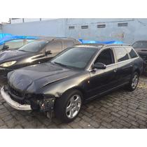 Sucata Audi A4 Avant 2.8 V6 Ano 1999 Venda De Peças